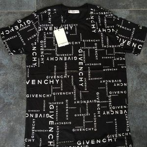 GIVENCHY MENS CASUAL SHOWY T-SHIRT